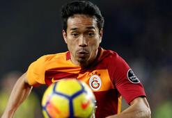 Galatasarayın ilk transferi Nagatomo