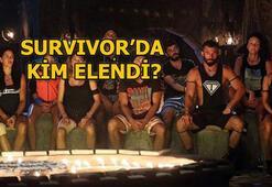 Survivorda kim elendi Türkiye-Yunanistan maçını hangi takım kazandı