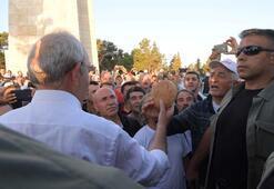 CHP Genel Başkanı Kılıçdaroğlu, Conkbayırına yürüdü