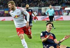 Leipzig - Bayern Münih: 2-1