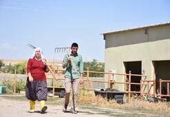 Bismilli Rukiye, ev hanımıyken hanımağa oldu