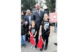 Gaziemir'de gaziler de unutulmadı