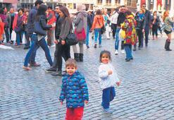 Çocukla Brüksel günlüğü