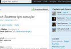 Twitterda Jack Sparrow Çılgınlığı