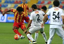 Kayserispor - Konyaspor: 1-1