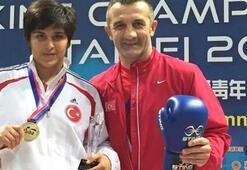 Milli Boksör Busenaz Sürmeneli Avrupa şampiyonu oldu
