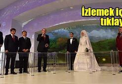 Abdullah Gül'ün büyük oğlu evlendi
