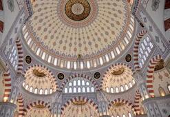 Türkiyenin en büyük camisi bayram namazına hazır