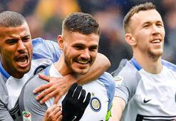 Icardi 4 gol attı, Inter farka koştu: 5-0