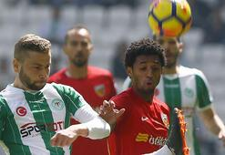 Atiker Konyaspor 2 -0 Kayserispor