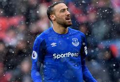 Salah 4 gol attı, Evertonu Cenk taşıdı