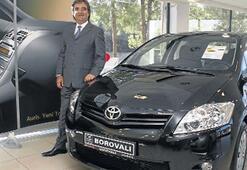 Toyota Borovalı'dan 5 bin peşinata araba