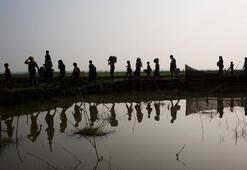 Son dakika: Katliamdan kaçanların sayısı 146 bine çıktı Şok eden fotoğraflar...