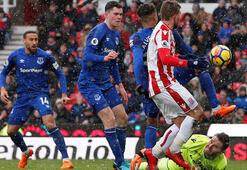 Stoke City - Everton: 1-2