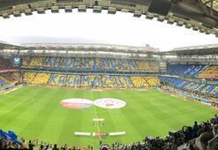 Fenerbahçeden koreografi şovu