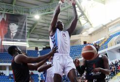 Trabzonspor-Gaziantep Basketbol: 91-86