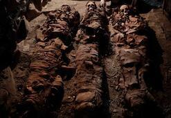 Mısırda inanılmaz keşif 3500 yıllık mezar bulundu