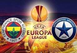 Fenerbahçe - Atromitos: 3-0