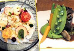 Bahara özel aromatik menü
