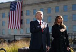 Trumptan 11 Eylül mesajı: Amerika sindirilemez