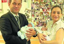 Türkiye'nin ilk mini tüp bebekleri doğdu