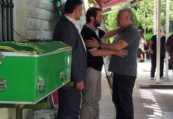 Halil Sezaiden babasına son görev