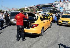 İstanbulda bin polisle operasyon