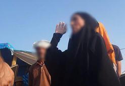 IŞİD gelinleri kampından ilk görüntüler Aralarında çok sayıda Türk var...
