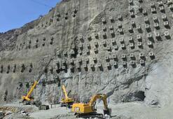 Türkiye'nin en yüksek barajı olacak