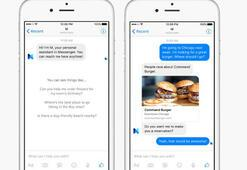 Facebook Messenger (M) sanal asistana dönüşüyor