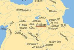 Şerafettin Elçi'nin haritası