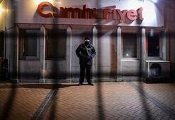 Cumhuriyet Gazetesi davasında tahliye talebi reddedildi