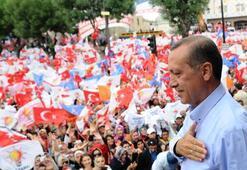 Erdoğan seçim yasaklarına takıldı