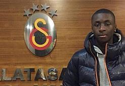 Ouseynou Ceesay: 1 haftadır G.Saray ile antrenmandayım
