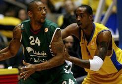 Gaziantep Basketbol, 36 yaşındaki pivot Marcus Haislip'i kadrosuna kattı