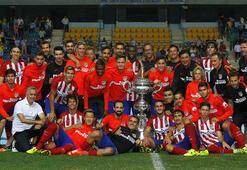 G.Sarayın en zor rakibi Atletico Madrid