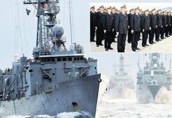 Mavi denizler subay adaylarını bekliyor