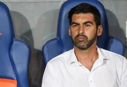 Paulo Fonseca: Başakşehirden daha iyi oyun bekliyorum
