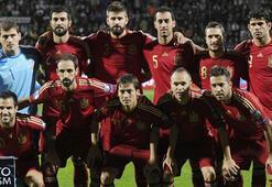 İspanyanın aday kadrosu açıklandı