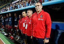 Ersun Yanal, Trabzonsporda dalya diyor