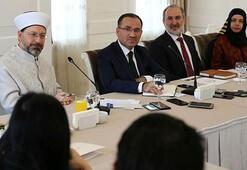 Başbakan Yardımcısı Bekir Bozdağ: Telefonda fetva dönemi kapanıyor