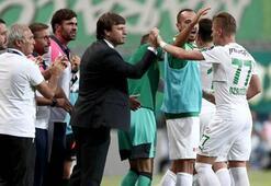 Bursaspordan 270 dakikada tek gol