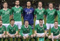 İrlanda Cumhuriyetinin Türkiye maçı kadrosu açıklandı