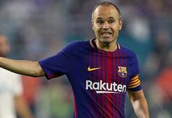 Barcelona kaptanı Iniestadan Çin açıklaması