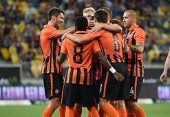 Shakhtar Donetsk - Medipol Başakşehir: 2-0