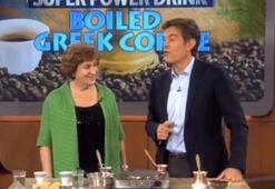 Yunan kahvesi sözü ortalığı karıştırdı