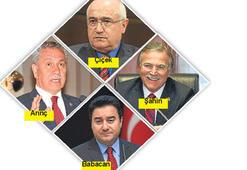 Ak Parti'de 73 kişi son kez seçildi