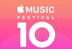 Apple Music Festival müzikseverlerle buluşuyor