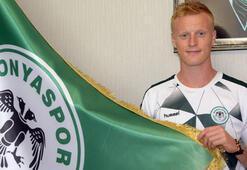 Atiker Konyaspor, Danimarkalı Jens Jonssonu transfer etti