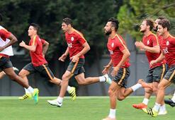 Galatasaray, Akhisar maçı için Manisaya gitti